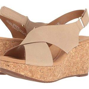 Clarks Annadel Eirwyn Sandals Size 9